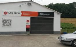 Garage confolens